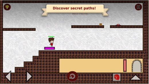 A Gate Puzzle Screenshot
