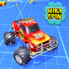 Micro Monster Truck — radio control toy (game for kids)