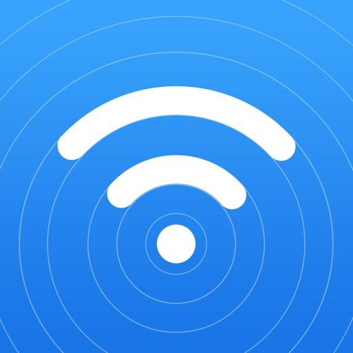 WiFi密探-免费的万能WiFi钥匙,360°安全一键上网连接神器,是您手机必备的WiFi流量管家