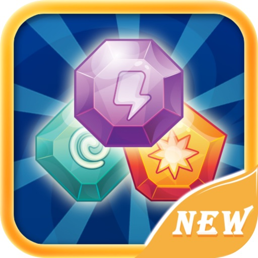 Sweet Candy Jewel - Candy line match 3 Edition iOS App