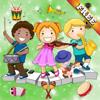 Musik Spiele für Kleinkinder und Kinder : Musikinstrumente entdecken und ihre Geräusche ! Spiele für Kleinkinder KOSTENLOS