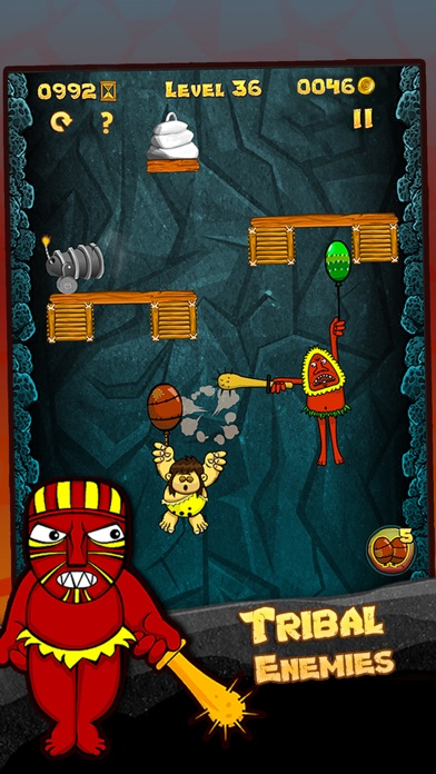 Snoopy Whoopy - Your Cute Little Friend On A Journey From The Center of The Earth Screenshot