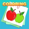 Kids Colouring Book - Fun Coloring Games to Paint and Colour Cartoon
