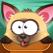 活跃!儿童游戏与猫: 学习和娱乐 对于幼儿园,保育园
