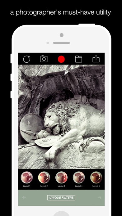 Quick FX Photo 360 - camera effects & filters plus photo editor Скриншоты5