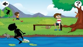 Animaux Enfants Jeux: Bébé Chats, Kitty App Pour de Jeunes Enfants: Coloration Livres & PuzzleCapture d'écran de 5