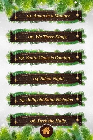 The Ultimate Christmas Songs screenshot 2