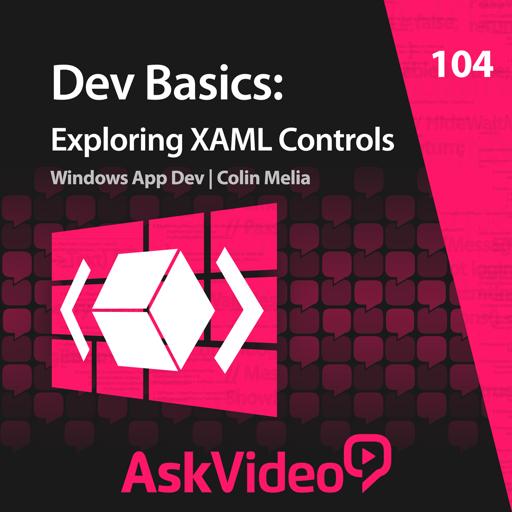 Exploring XAML Controls For Windows 8