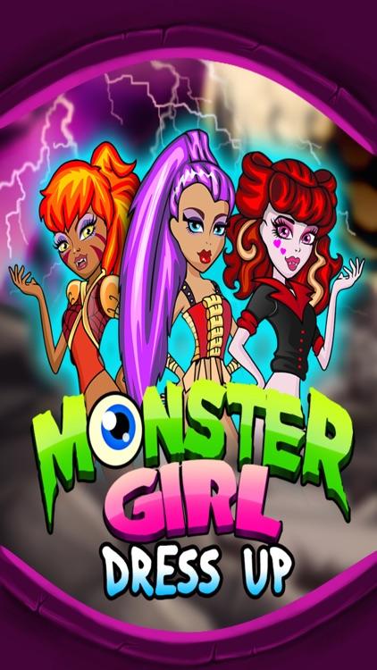Monster Girl Prom Night Dress Up Game Pro by Iqbal Khan