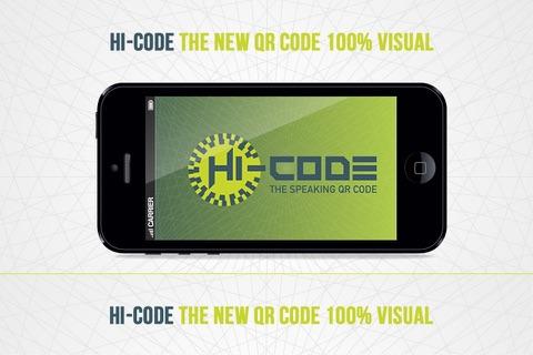 Hi-Code screenshot 1