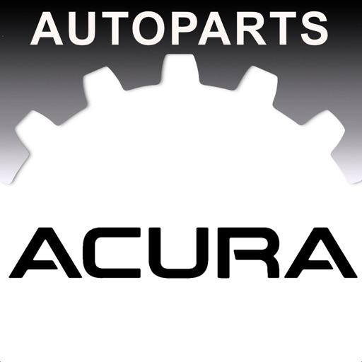 Автозапчасти для Acura