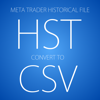 HST to CSV file converter