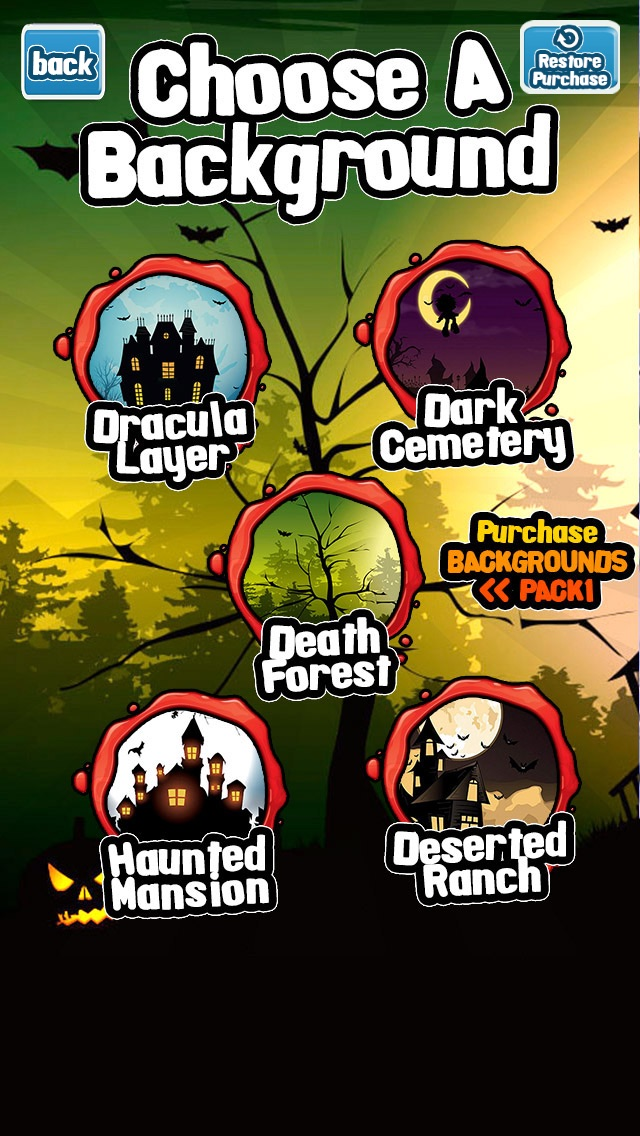download Haunted Halloween Spooky Ghost Pumpkins Crush Party apps 2