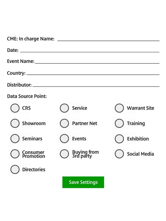 Consumer Form by Mohamed Kassim – Consumer Form