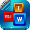 Edición Personal del escritor - procesador de texto y el lector para Microsoft Office - documento