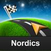 Sygic Norden: GPS-navigering