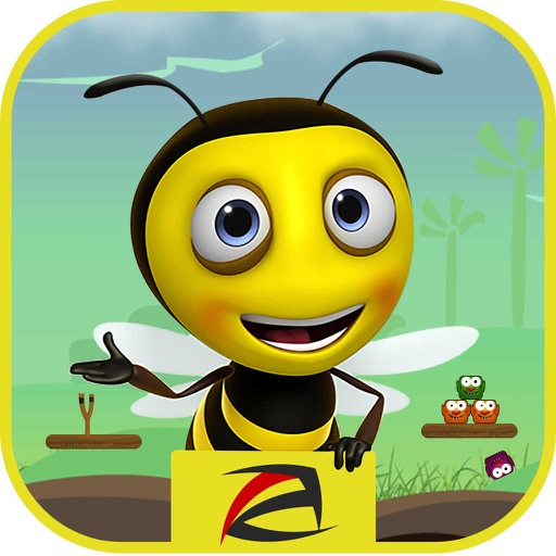 Bee : Knock The Monster iOS App