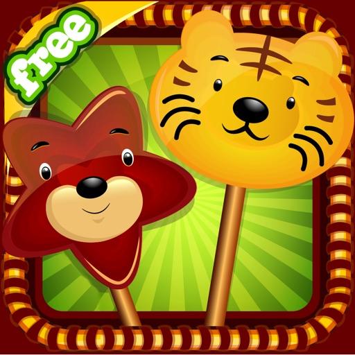 Candy Pop Maker - Lollipop Face Decoration game for Boys & Girls iOS App