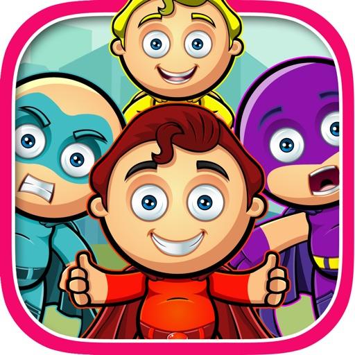 Super Hero Kids iOS App