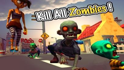 Zombie Town Sniper Shooting screenshot 1