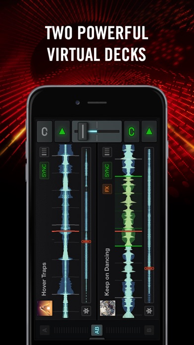 download Traktor DJ para iPhone apps 3