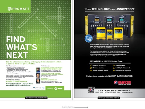 Food Logistics Magazine screenshot 4