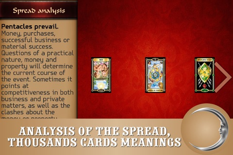 Tarot reading PRO - cards fortune-tellings, divinations and predictions screenshot 4