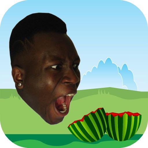 Melon Drop - Jerry Purpdrank's Arcade iOS App