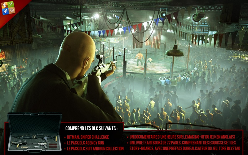 Screenshot Hitman: Absolution - Elite Edition