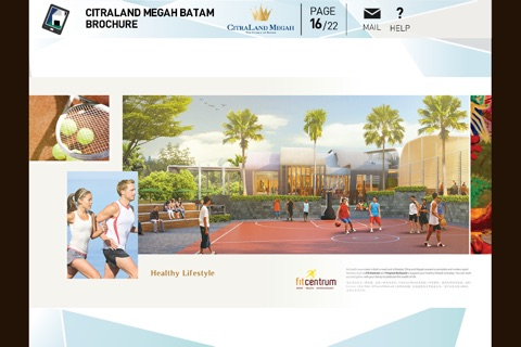 CitraLand Megah Batam Brochure screenshot 4