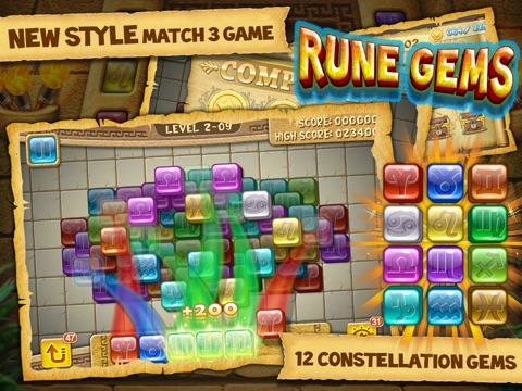 Rune Gems Скриншоты6