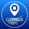 Cyprus Offline Map + City Guide Navigator, Attractions and Transports