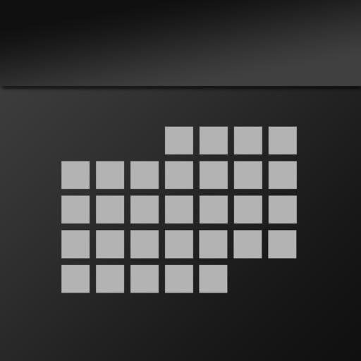 Midnight – The Grid Calendar