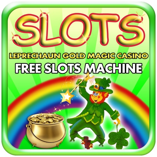 Gold Magic Casino - Free Slots Machine iOS App