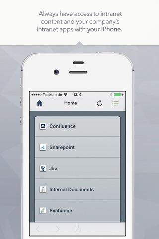 Cortado Secure Net for Cortado Corporate Server screenshot 2