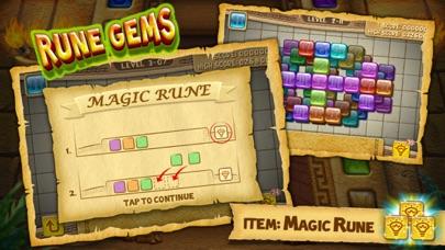 Rune Gems Скриншоты4