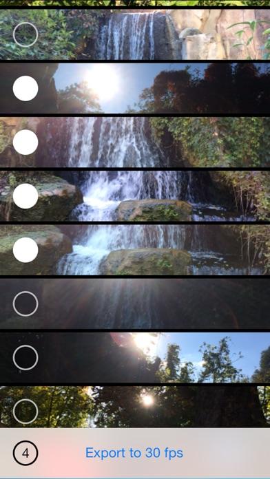 Screenshot #3 for Slomo+ Your Slow Motion Video Converter