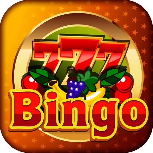 Amazing Big Classic Vegas Rush to Bingo Hall Heaven Games Pro iOS App