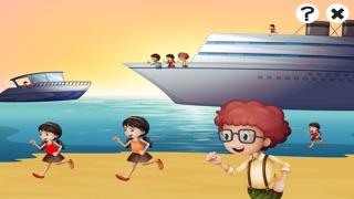Actif! Jeu de Bateaux et de Navires Pour Les Tout-petits D'apprendre À la Maternelle et École MaternelleCapture d'écran de 3