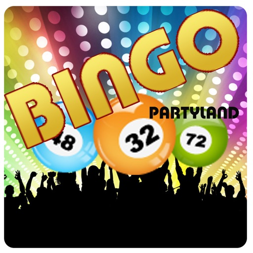 Bingo PartyLand - Tap the fortune ball to win the lotto prize iOS App