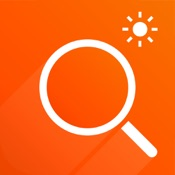 Magnifier Flash – A magnifier glass with light [iPhone]
