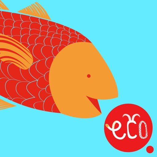 Happy Fish Story for Kids: Best Ecology Preschool Toddler Book Apps - cute and fun interactive stories and tales to learn english through adventure