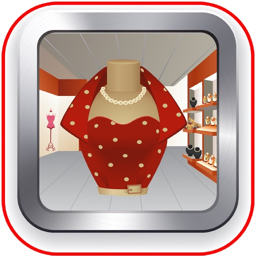 Necklace Toss - Fun In A Fashion Boutique iOS App