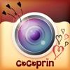 可愛くプリしてデコれる無料カメラアプリCoCoprinで簡単写真加工‼