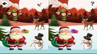 Un Jeu de Noël Enfants Avec le Père Noël, Bonhomme de Neige et des Cadeaux Gratuitement: Apprendre FunCapture d'écran de 3
