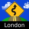 London - Offline Maps & city guide (w/ metro!)