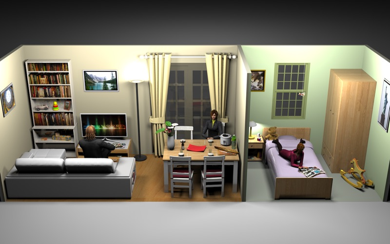 Captura De Ecrã 5. Sweet Home 3D