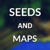 Seeds & Maps for Minecraft PE & PC Lite