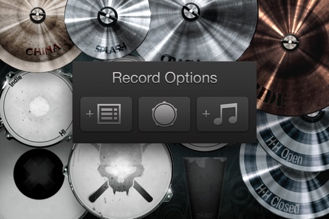 Drums! - A studio quality drum kit in your pocket screenshot 2