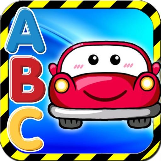 ABCs Racing Car Training iOS App
